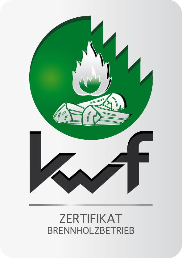 Brennholz Doege - KWF ZErtifikat